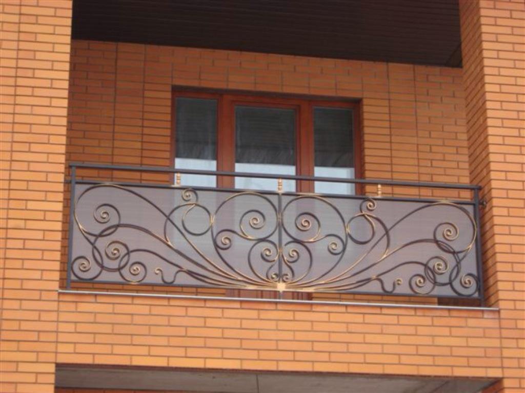 Кованые балконы - кованые и сварные изделия. металлоконструк.